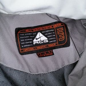 Nike all condition gear jacket